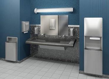 bradley commercial bathroom accessories - Commercial Bathroom Accessories